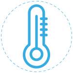 Thermometer logo